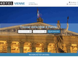 Détails : hôtel Vienne