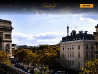 Détails : Hôtel Belfast Paris