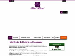 Détails : Hôtel Bristol, hôtel à Châlons en Champagne