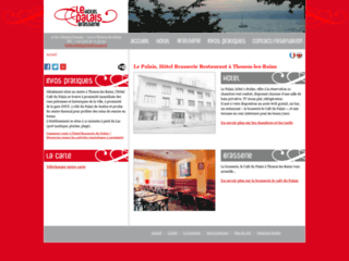 Hotel Café du palais