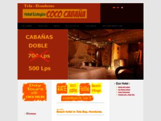 Détails : Hotel Tela - Servicios cabañas
