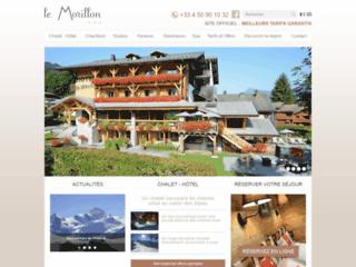 Détails : Location Morillon : Hotel Le Morillon