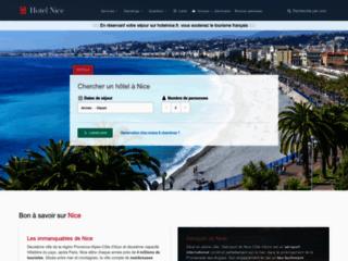 Détails : Séjourner à Nice