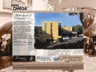 Détails : Hôtel Omega à Valbonne Sophia-Antipolis