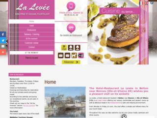 Détails : Hôtel La Levée : Hôtel Logis de France à Betton (35)