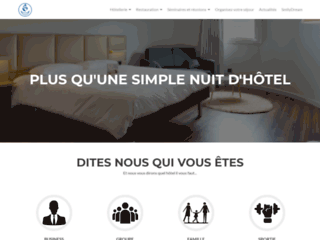 Détails : Hôtels à la Roche sur Yon
