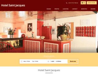 Hôtel Saint-Jacques **