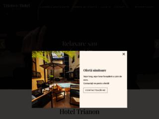 Détails : Hôtel Trianon, hôtel à Bucarest en Roumanie