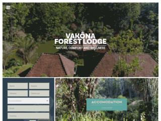 Détails : Vivez l'évasion au Vakona Forest Lodge Andasibe