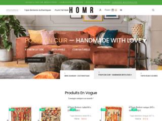 Détails : House Of Moroccan Rugs, tapis berbère marocain