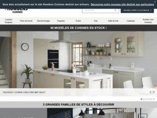 Houdan Cuisines : Le spécialiste dans la conception de cuisine design et moderne