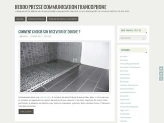 La communication sur le net