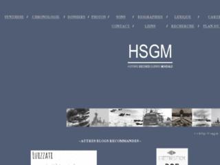 HSGM-Histoire Seconde Guerre Mondiale