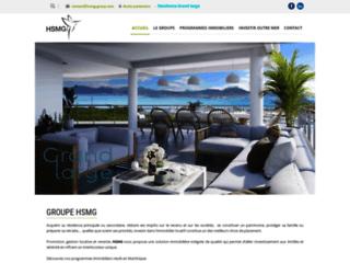 Programme immobilier aux Antilles avec le groupe HSMG