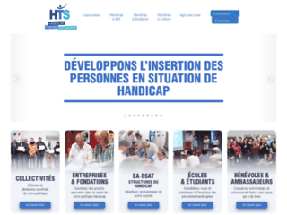 Détails : Handicap Travail Solidarité