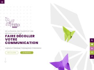 Détails : Création de site sur Lyon