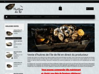 Détails : Huitres-iledere.com - Un professionnel de l'achat d'huitres