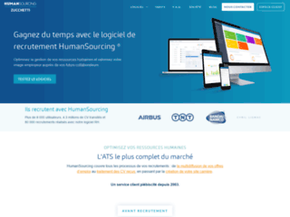 Détails : Humansourcing logiciel RH