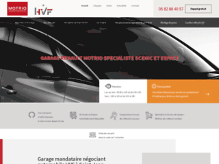 Garage automobile à Saint Jean, Toulouse