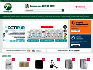 Détails : Produit hygiene