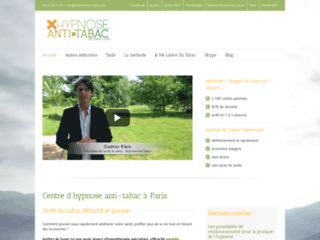 Détails : Hypnose Anti Tabac