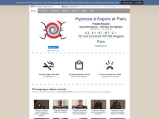 Hypnothérapeute & Thérapie énergétique à Angers