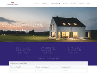 Crédits immobiliers personnalisés