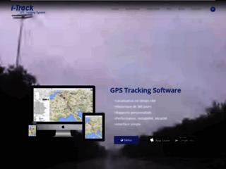 Détails : i-Track GPS Tracking System - Géolocalisez votre véhicule