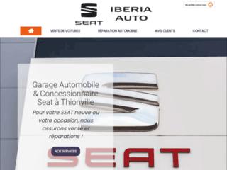 SARL Iberia Autos à Thionville