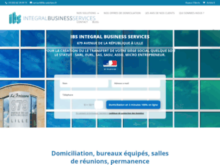 Centre d'affaires et services aux entreprises à Lille