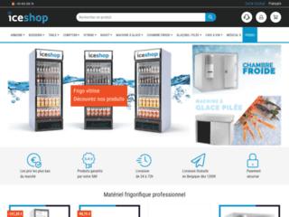 Détails : Ice-shop, vente de matériels frigorifiques