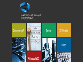 Détails : Ingénierie et Conseil Informatique