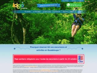 ICIGO, excursions guadeloupe