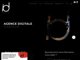 Détails : ID Interactive, référencement site internet
