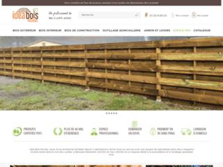 Détails : Idea Bois, le spécialiste du bois