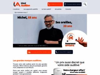 Détails : Ideal-audition.fr : appareil auditif profond de qualité