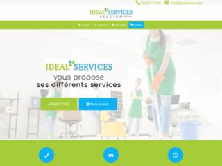Ideal Services, votre expert en entretien de locaux à Bruxelles