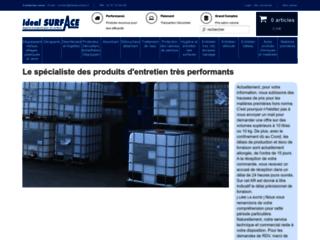 Détails : Distributeur de produits de nettoyage et d'entretien