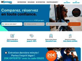 Détails : iD Garages