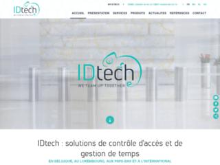 Détails : IDtech