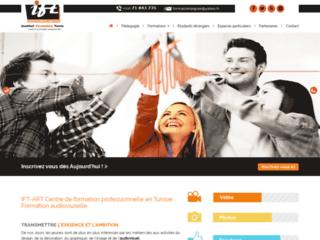 IFT-ART : Formation professionnelle tunisie