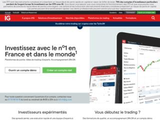 Détails : Trading Online - www.igmarkets.fr