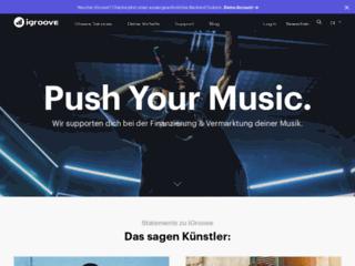 Détails : Faites découvrir votre musique en ligne sur iGrooveNext
