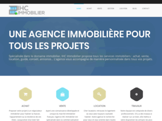 Ihc immobilier