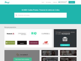 Ikoupi.com - Codes promo et réductions internet