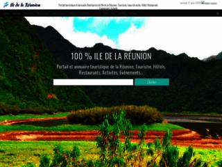 Portail et annuaire touristique de l'ile de la Réunion