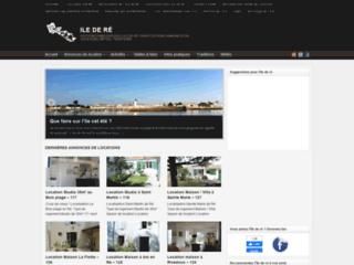 Détails : Séjourner à l'ile de Ré