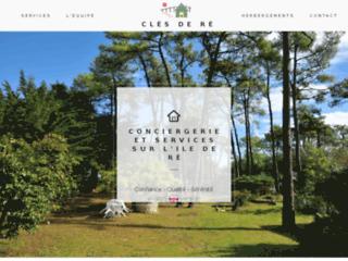 Détails : Ré Conciergerie, services sur l'île de Ré