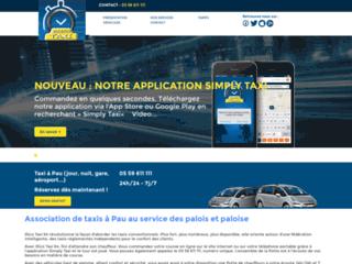 Un groupement de taxi sur Pau humain et professionnel