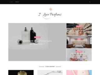 Détails : Parfums en promotion : iloveparfums